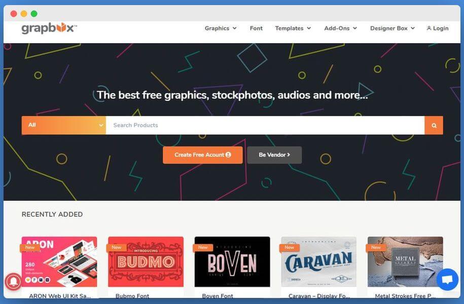 Directorio de recursos gratis para diseñadores, desarrolladores y creativos