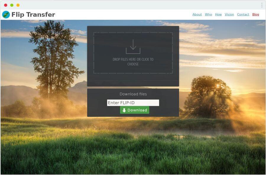 Flip Transfer: la forma más sencilla y rápida de transferir archivos