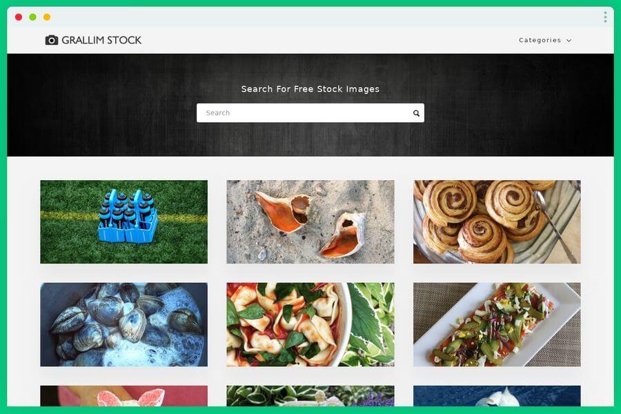Grallim Stock: banco de imágenes gratuitas para uso personal y comercial