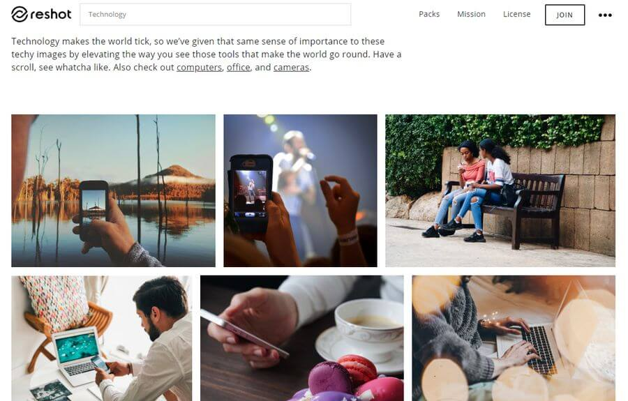 Miles de fotografías gratuitas de alta calidad para tus proyectos