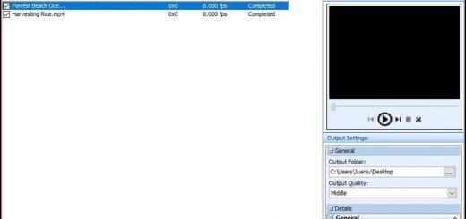 Software gratis para convertir vídeos