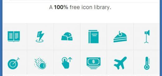 Bonitos iconos gratuitos personalizables