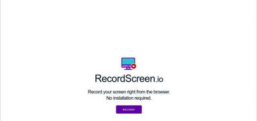 Grabar la pantalla desde el navegador