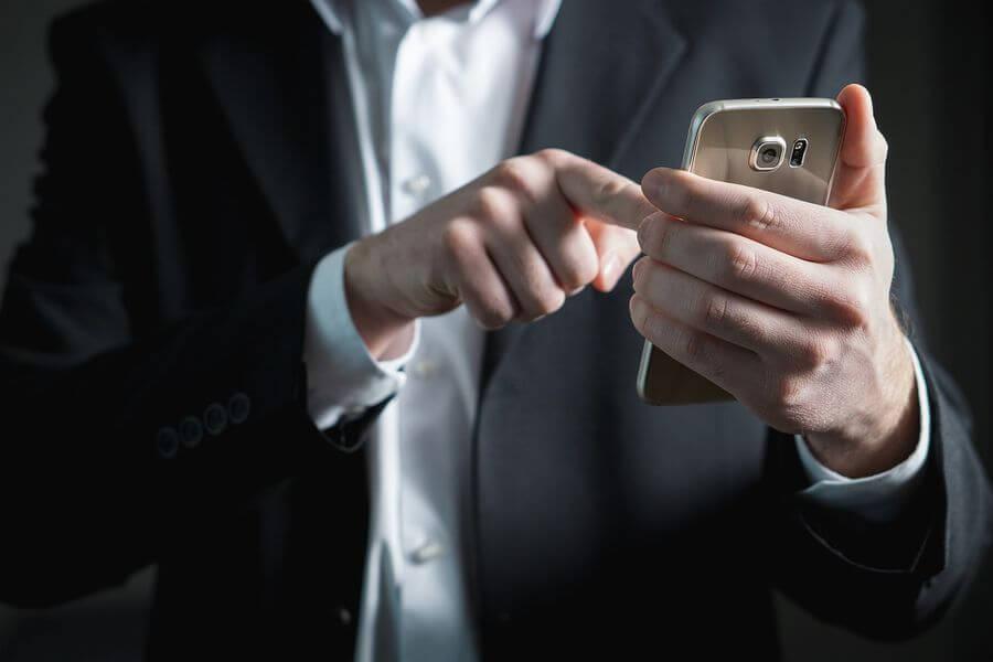 Encontrar empresas y negocios con una app