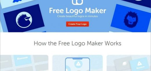 Generador de logotipos online