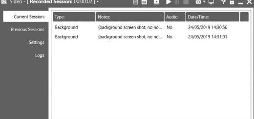Grabación y captura de pantalla