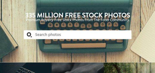 Buscador de fotografías gratuitas - Foter