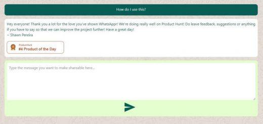 Crear URL para mensaje de WhatsApp