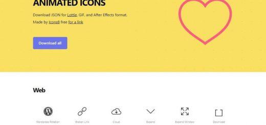 Descargar iconos animados gratis