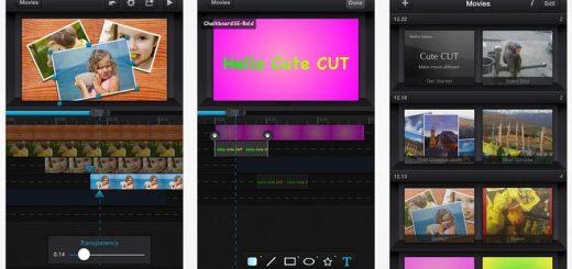 Editor de vídeo para Android