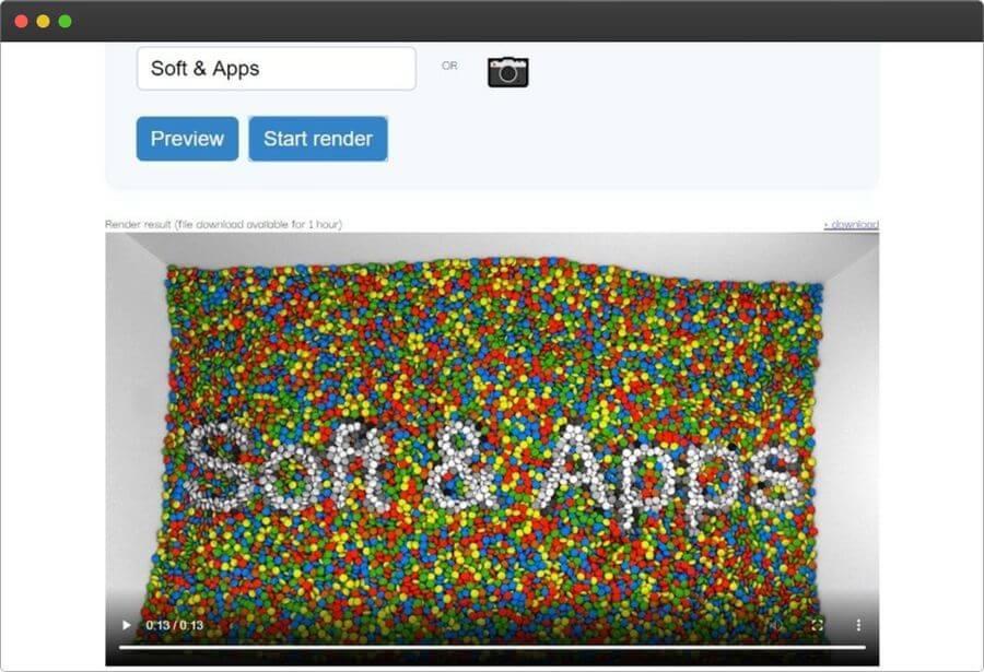 Hattemi: sorprendente aplicación web para convertir texto en vídeo