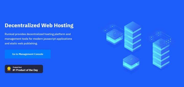 Hosting gratuito ilimitado en Runkod