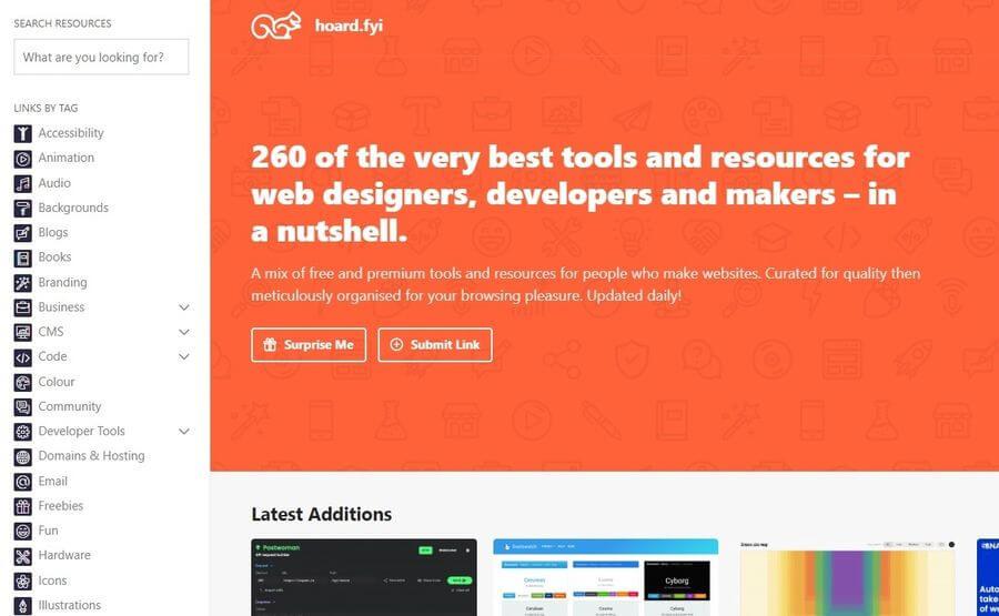 Mejores herramientas para diseñadores, desarrolladores y creativos