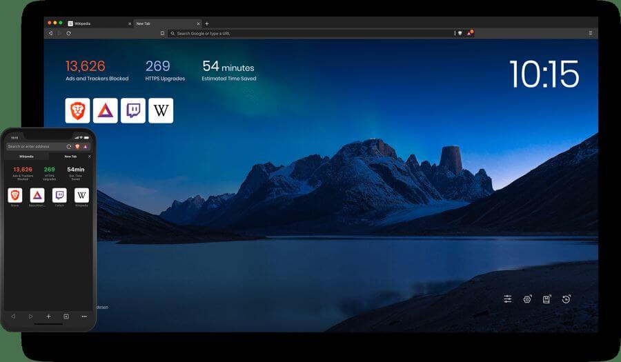 Brave: el revolucionario navegador más seguro y privado