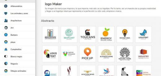 Diseñador de logotipos online