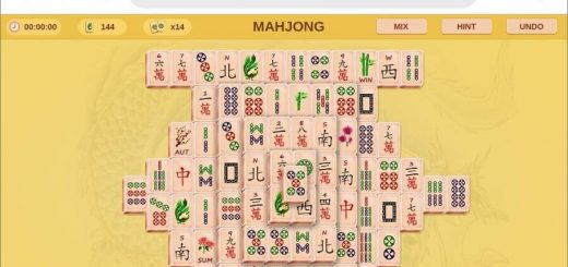 Jugar a Mahjong online