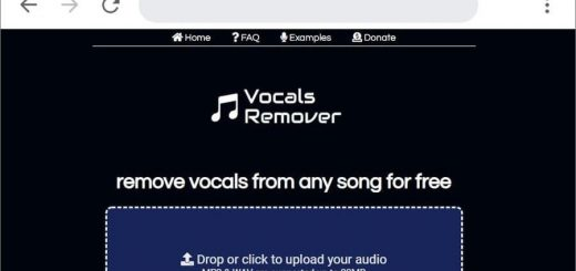 Remove Vocals