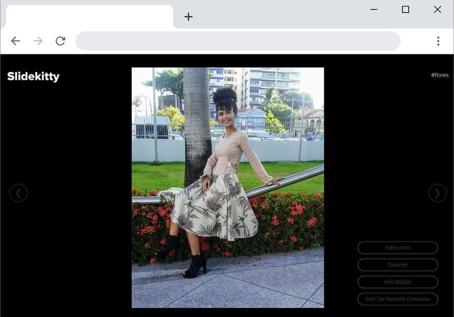 Slidekitty: convierte un feed de Instagram en un pase de diapositivas