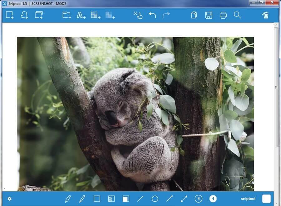 Sniptool: software gratuito para capturar pantallas y editarlas