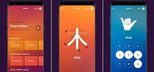 App para aprender idiomas gratis en Android