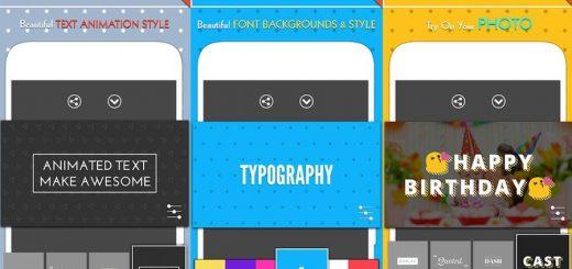 Crear animaciones de texto en Android