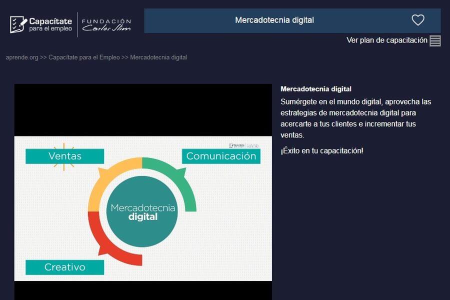 Curso de marketing digital gratuito para seguir online