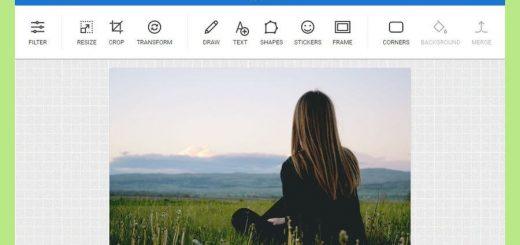 Editor fotográfico online y gratuito