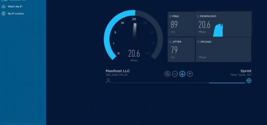 Medir velocidad de Internet en Windows 10