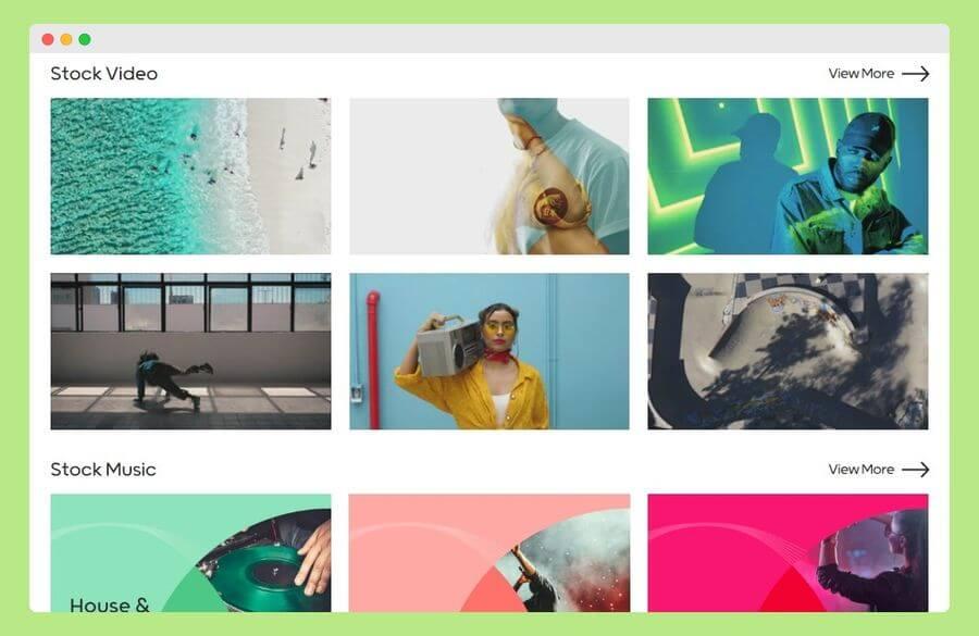 Mixkit: música y vídeos gratuitos para usar en tus proyectos