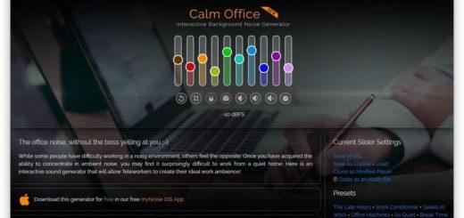 Calm Office