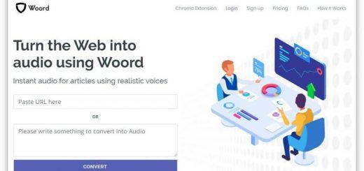 Convertir artículos del blog en audio online