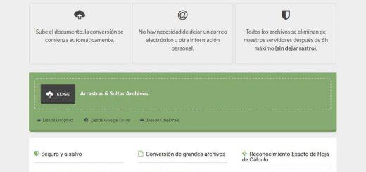 Convertir PDF a Excel gratis y online