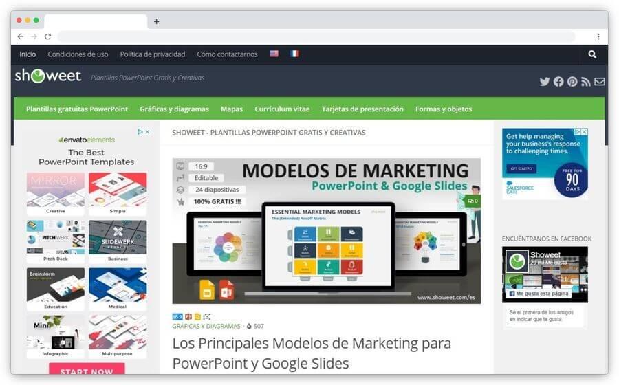 Plantillas gratis para presentaciones de PowerPoint y Google Slides