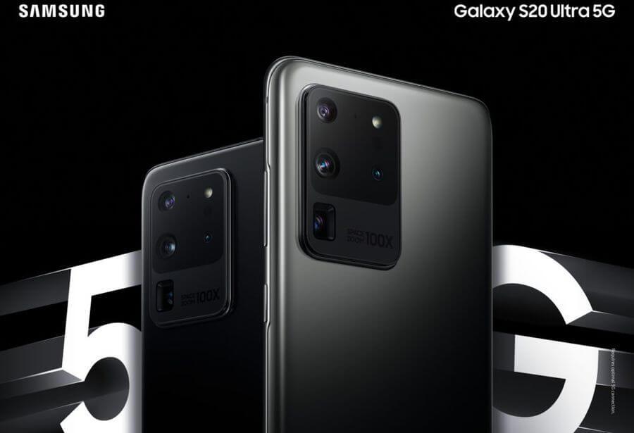 Cómo es el nuevo smartphone Samsung Galaxy S20 Ultra 5G