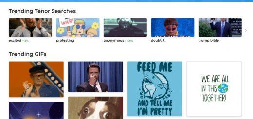 Miles de GIF para personalizar y descargar