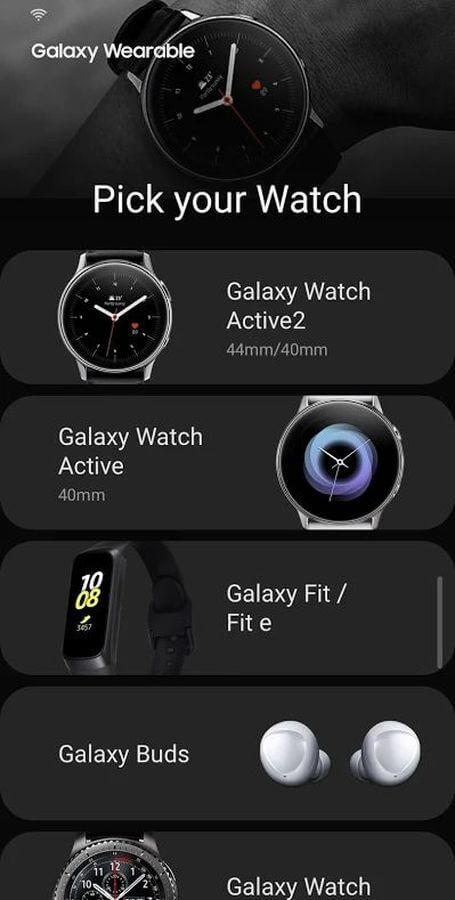 Cómo realizar llamadas con tu reloj Galaxy Watch Active2