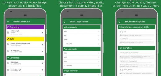 Convertir archivos gratis en Android con File Converter