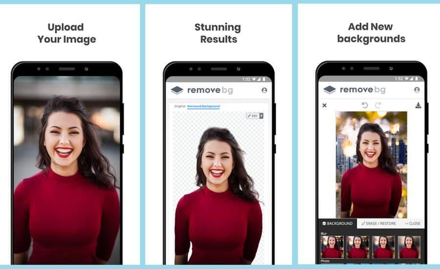 Eliminar fondos de imágenes en Android de forma automática y gratuita