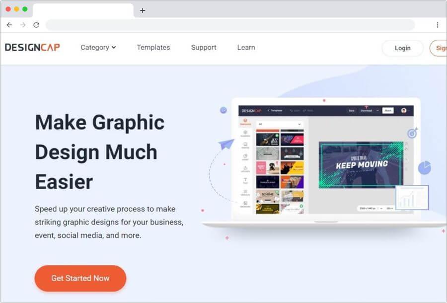 Crear diseños profesionales online y gratis de forma muy sencilla