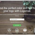 Crear logotipos gratis con Logomak