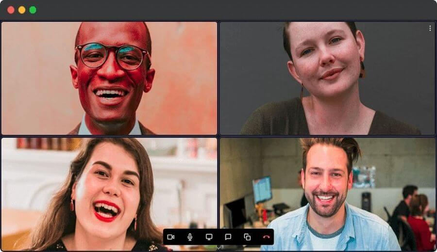 Salas de videoconferencia permanentes gratis y online con Proximo