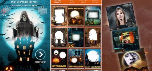 App Android para decorar fotos para Halloween 2020