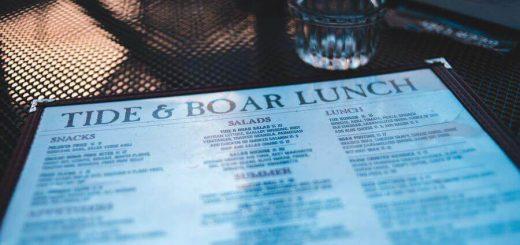 Crear código QR del menú de restaurante con QR Menu Creator