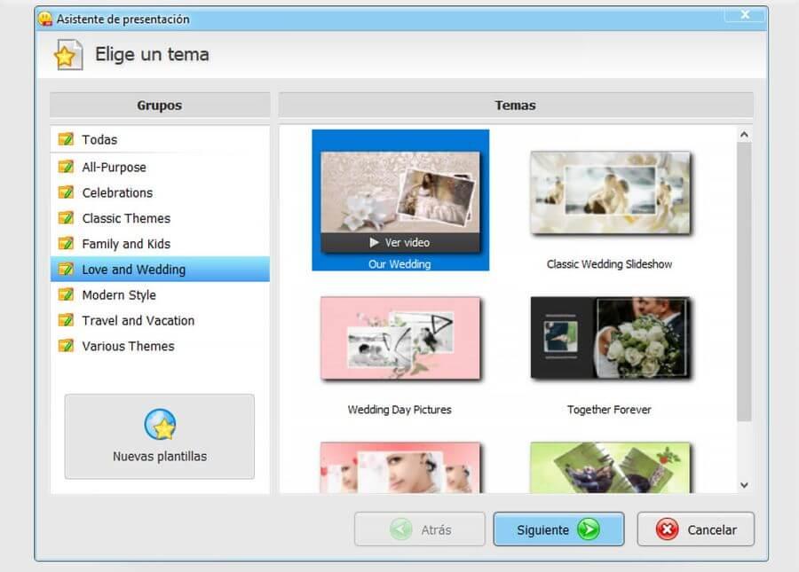 SmartSHOW 3D: software para hacer presentaciones de fotos que te sorprenderá