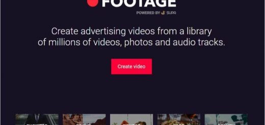 Footage para crear vídeos sociales gratis