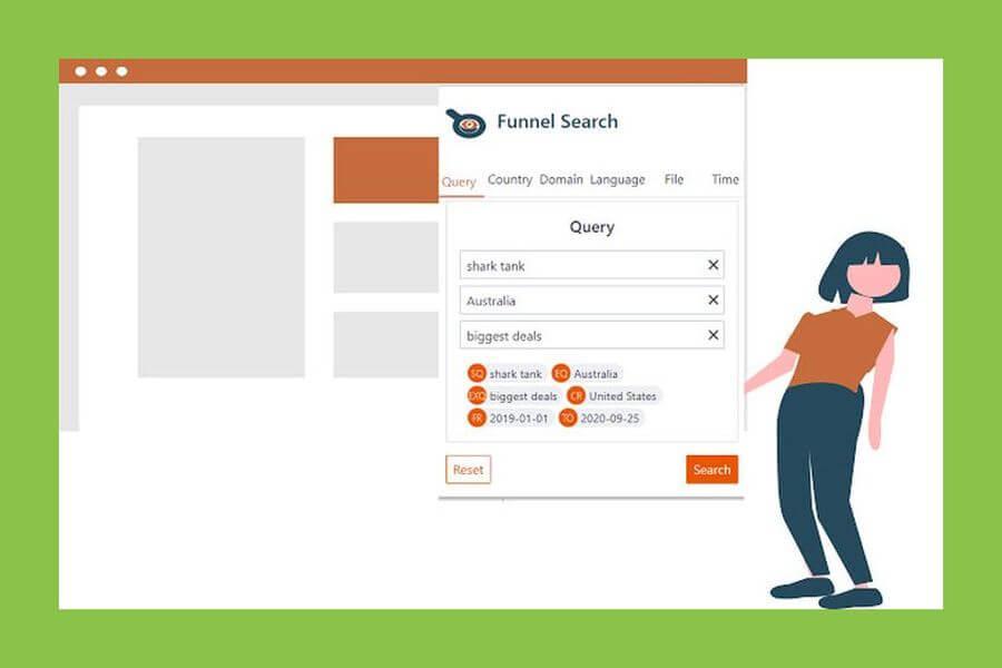Funnel Search: realizar búsquedas más precisas en Google