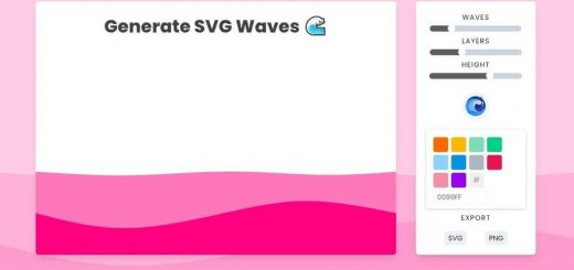 Svg Wave