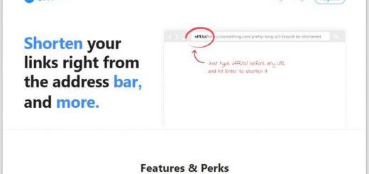 Acortar URLs con OFFF