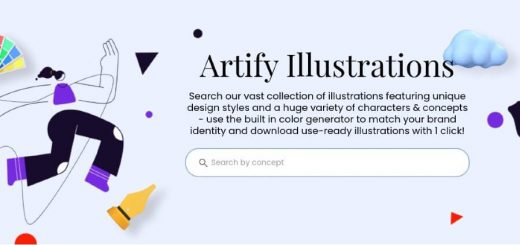 Artify Illustrations