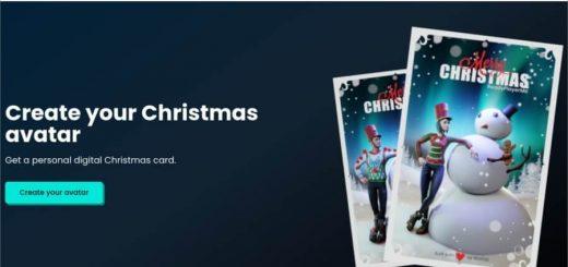 Crear avatar de Navidad online y gratis